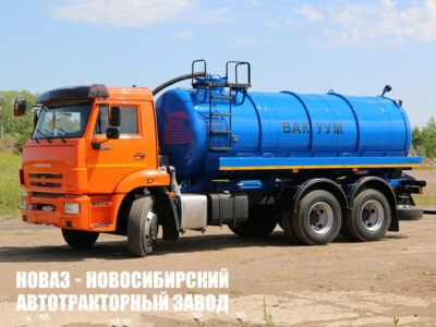 МВ-12 (ТЛ740) НА ШАССИ КАМАЗ-65115 ВАКУУМНАЯ (МОДЕЛЬ 4680А3-40)