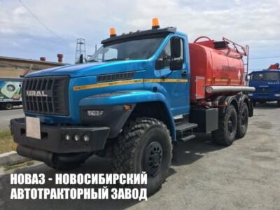 АТЗ-10Б УРАЛ NEXT 4320-6951-72 6х6, 273 л.с., 10 м3, , боковой УВТ