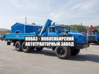 БОРТОВОЙ С КМУ ИМ-95 УРАЛ 4320-1951-60
