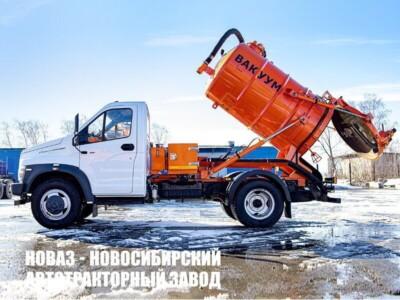 Илосос МВс-4-ОДг ГАЗ Next новый