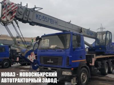 Автокран КС-5571BY-H-22