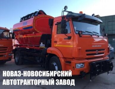 Комбинированная дорожная машина КО-806 на базе КАМАЗ 43253