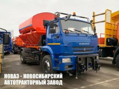 Комбинированная дорожная машина КО-806-40 на базе КАМАЗ 53605