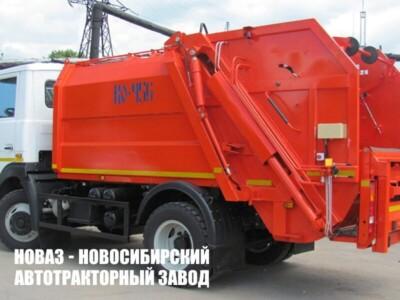 Мусоровоз с задней загрузкой КО-456-10
