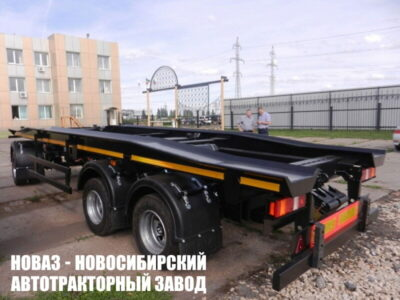 Прицеп-контейнеровоз под мультилифт АМКАР 8564-11А (Автомастер) новый