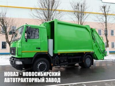 Мусоровоз с задней загрузкой МАЗ 5904C2-012