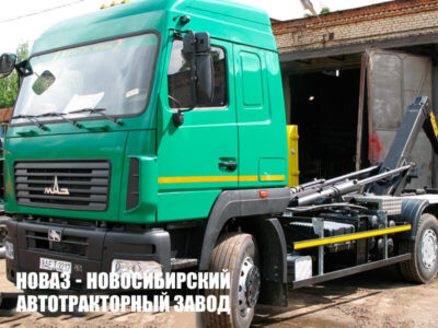 Мультилифт HYVA (АС-21М4)