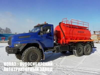 Ассенизатор МВ-10 на базе Урал NEXT 4320-6951-72 модели 1131