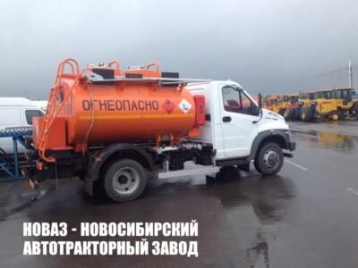 Автотопливозаправщик ГАЗОН НЕКСТ РТ 4900