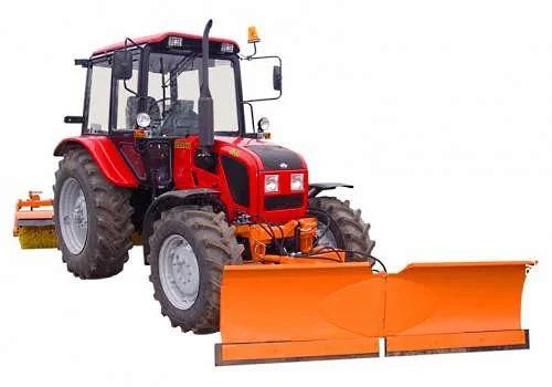 Трактора и навесное