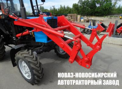 ПОГРУЗЧИК ФРОНТАЛЬНЫЙ НАВЕСНОЙ НОВАЗ ПФН-0.38М (БАЗА)