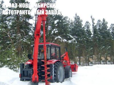 НАВЕСНАЯ БУРОВАЯ УСТАНОВКА НОВАЗ ЭО 160 (Ф360)