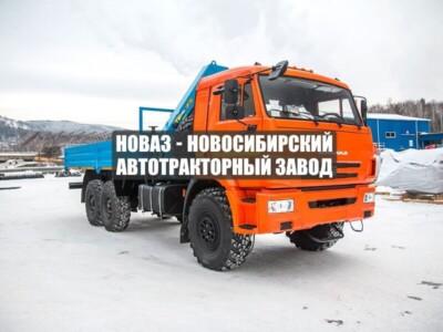 БОРТОВОЙ С КМУ ИМ-95 КАМАЗ 43118