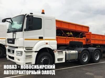 Седельный тягач КАМАЗ 65206-006-87 (ЕВРО 5) новый