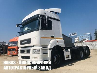 Седельный тягач КАМАЗ 65209-001-87 (ЕВРО 5) новый