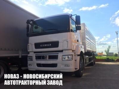 Зерновоз КАМАЗ 65207-85002-87 грузоподъемностью 13630 кг