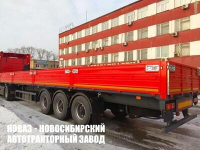 Полуприцеп бортовой МАЗ 975800-2010 новый