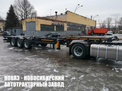 Полуприцеп контейнеровоз НЕФАЗ 93341-07 новый