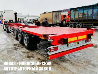 Полуприцеп контейнеровоз Грюнвальд (Grunwald) Gr-VCSt LB новый