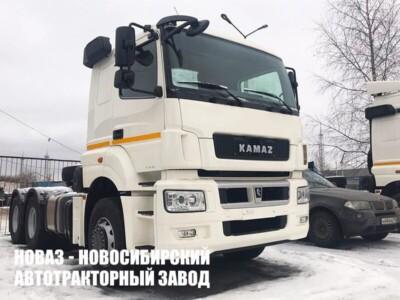 Седельный тягач КАМАЗ 65206-012-68 (ЕВРО 5) новый