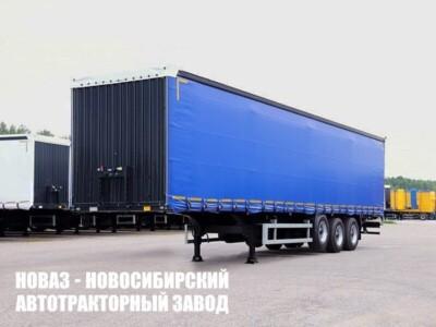 Полуприцеп шторно-бортовой ТОНАР T3-13/K (9888) новый