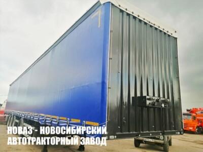 Полуприцеп шторно-бортовой ТОНАР T4-16V (97882) новый