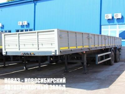 Полуприцеп бортовой МАЗ 938660-2110-000P1 новый