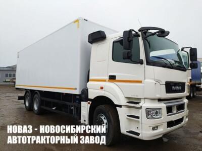 Промтоварный фургон на шасси КАМАЗ 65207 (ЕВРО 5) новый