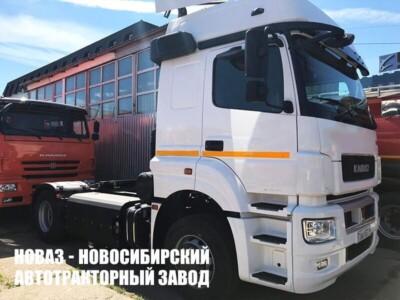 Седельный тягач КАМАЗ 5490-801-87(DC) NEO газодизельный на КПГ (ЕВРО 5) новый (механика)