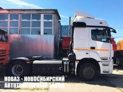 Седельный тягач КАМАЗ 5490-802-87(DC) NEO газодизельный на КПГ (ЕВРО 5) новый (автомат)