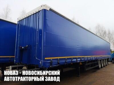 Полуприцеп шторно-бортовой НЕФАЗ 93348-300210-16 новый
