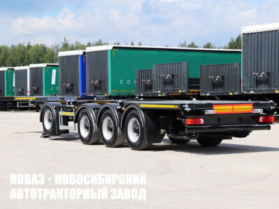 Полуприцеп контейнеровоз ТОНАР К4-U (99891) новый