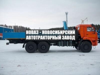 БОРТОВОЙ С КМУ ИМ-150 КАМАЗ 43118-50 СП. М.