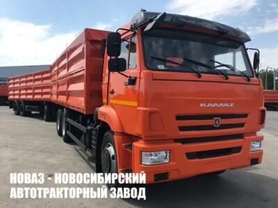Колхозник КАМАЗ 846310 Титан на базе КАМАЗ 65115-3094-50