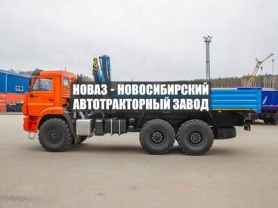 БОРТОВОЙ С КМУ ИМ-95 КАМАЗ 43118-50