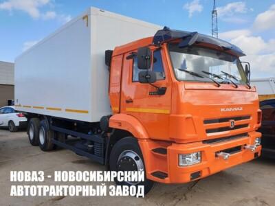 Автофургон на шасси КАМАЗ 65115 (ЕВРО 5) новый