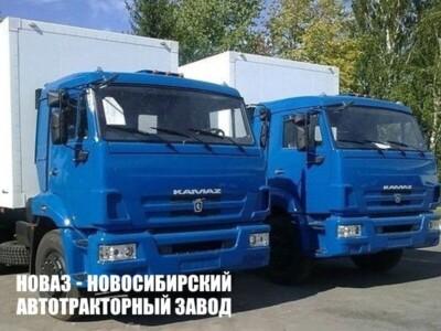 Автофургон на шасси КАМАЗ-65117