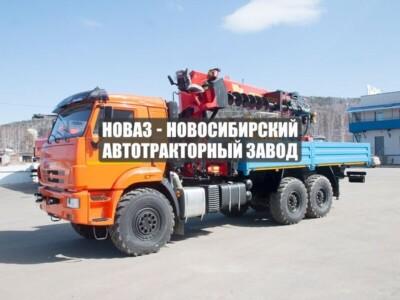 БОРТОВОЙ С КМУ ИТ-200 (ТРОСОВЫЙ, ЛЮЛЬКА, БУР) КАМАЗ 43118