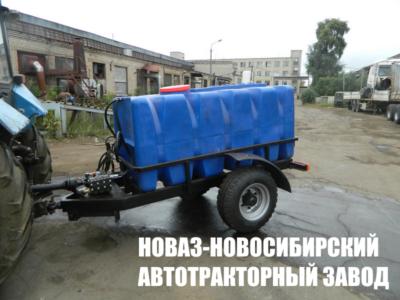 ПРИЦЕП-МОЙКА НОВАЗ ПК-1,7