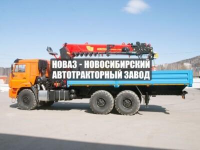 БОРТОВОЙ С КМУ ИТ-200 (ТРОСОВЫЙ, ЛЮЛЬКА) КАМАЗ 43118 СП.М.