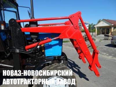 ПОГРУЗЧИК ФРОНТАЛЬНЫЙ НАВЕСНОЙ НОВАЗ ПФН-0.9М (БАЗА)