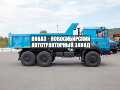 САМОСВАЛ АС 10-12 УРАЛ 5557-80Е5 (СГЦ), СП.М