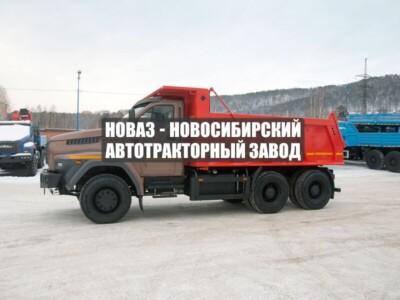 САМОСВАЛ УРАЛ 73945-5121-01 NEXT C ЗАДНИМ БОРТОМ