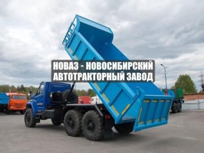 САМОСВАЛ АС 10-12 УРАЛ 4320-74Е5 NEXT (ПГЦ)