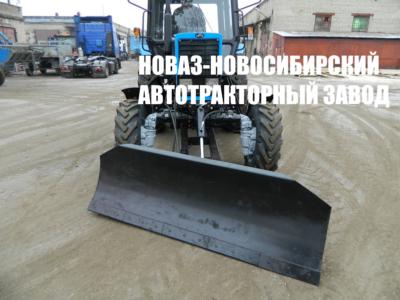 ОТВАЛ БУЛЬДОЗЕРНЫЙ НОВАЗ ОГ-240