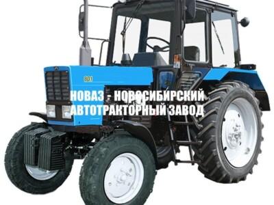 Базовая модель МТЗ BELARUS-80.1 в наличии на складе завода НОВАЗ