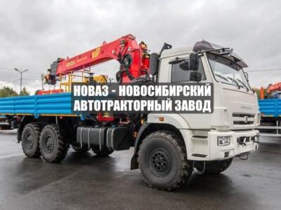 БОРТОВОЙ С КМУ ИТ-200 (ТРОСОВЫЙ, ЛЮЛЬКА) КАМАЗ 43118-50
