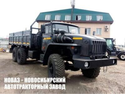 БОРТОВОЙ УРАЛ 4320-60Е5
