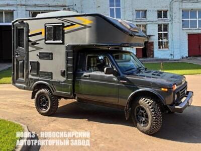 Автодом от НОВАЗ на базе Lada Niva