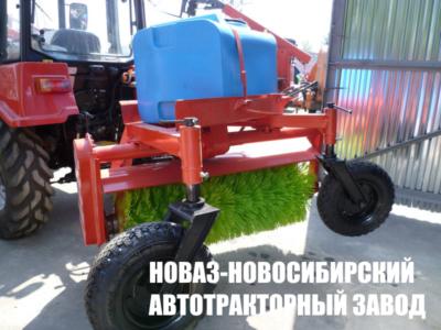 Оборудование щеточное НОВАЗ УМДУ 25/30 ЛЮКС (УН-320.02)